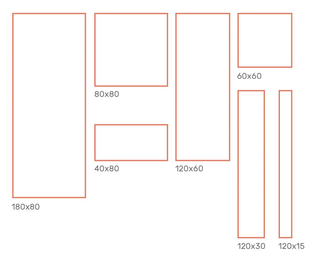 Formati Piastrelle per la Casa