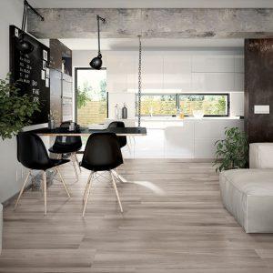 avantgarde ambientazione gres effetto legno