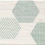 glace-hexagonal-verde