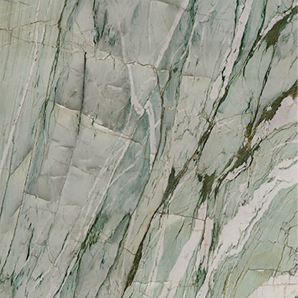 Marble Mint Green