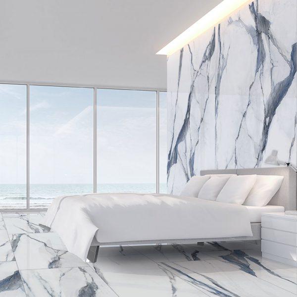 Oceanic Piastrelle Effetto Marmo Gres Porcellanato Gres Porcellanato Effetto Marmo Piastrelle Per La Casa